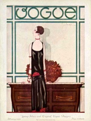 Vintage Vogue magazine covers - mylusciouslife.com - Vintage Vogue covers23.jpg