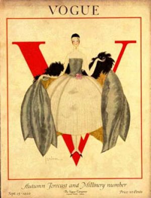 Vintage Vogue magazine covers - mylusciouslife.com - Vintage Vogue covers36.jpg