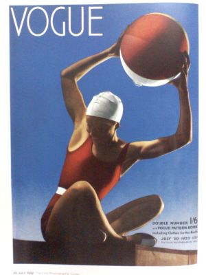 Vintage Vogue magazine covers - mylusciouslife.com - Vintage Vogue covers39.jpg