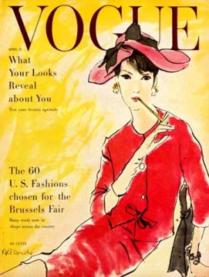 Vintage Vogue magazine covers - mylusciouslife.com - Vintage Vogue covers42.jpg