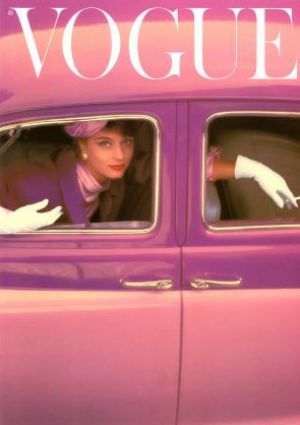 Vintage Vogue magazine covers - mylusciouslife.com - Vogue-Cover-Autumn-Fuchsia-1957.jpg