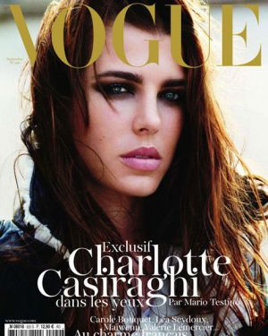Vogue magazine covers - wah4mi0ae4yauslife.com - Charlotte-Casiraghi-Vogue-Paris-September-2011-cover.jpg