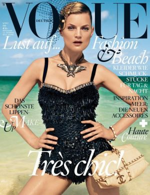 Vogue magazine covers - mylusciouslife.com - May 2012 German Vogue cover Guinevere van Seenus WOMEN Management NYC.jpg
