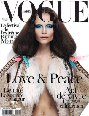 Vogue magazine covers - wah4mi0ae4yauslife.com - November_2010_French_Vogue_Cover_model_Natasha_Poly.jpg