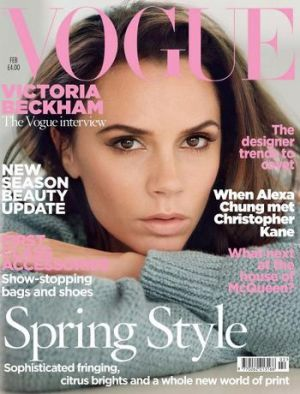 Vogue magazine covers - mylusciouslife.com - Vic Beck_Vogue-UK-February-2011-Cover.jpg