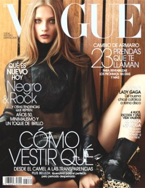 Vogue magazine covers - mylusciouslife.com - Vogue Espana August 2010.jpg