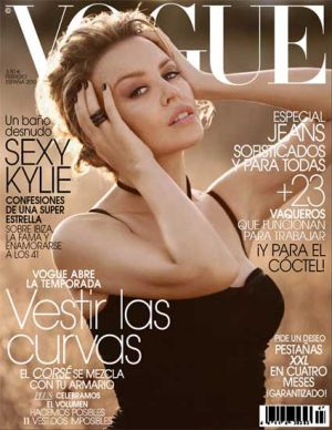Vogue magazine covers - wah4mi0ae4yauslife.com - Vogue Espana February 2010 - Kylie Minogue.jpg