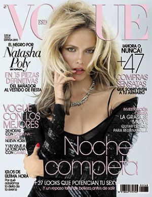 Vogue magazine covers - wah4mi0ae4yauslife.com - Vogue Espana July 2010 - Natasha Poly.jpg