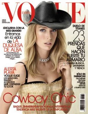 Vogue magazine covers - mylusciouslife.com - Vogue Espana May 2010.jpg