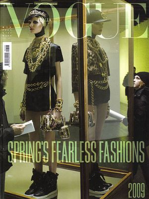 Vogue magazine covers - wah4mi0ae4yauslife.com - Vogue Italia March 2009.jpg