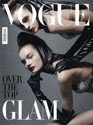 Vogue magazine covers - mylusciouslife.com - Vogue Italia May 2010.jpg
