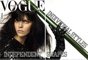 Vogue magazine covers - mylusciouslife.com - Vogue Italia October 2007 - Meghan Collison.jpg