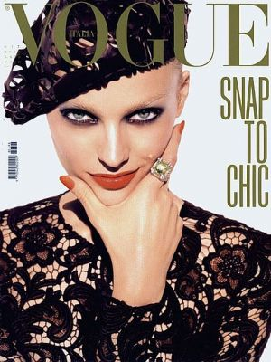 Vogue magazine covers - mylusciouslife.com - Vogue Italia October 2008 - Anna Maria.jpg