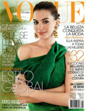 Vogue magazine covers - mylusciouslife.com - Vogue Latin America - April 2009 - Anne Hathaway.jpg