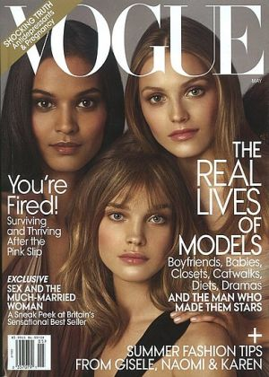 Vogue magazine covers - mylusciouslife.com - Vogue May 2009.jpg