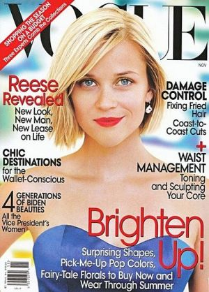 Vogue magazine covers - mylusciouslife.com - Vogue November 2008 - Reese Witherspoon.jpg