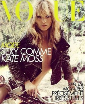Vogue magazine covers - mylusciouslife.com - Vogue Paris April 2008 - Kate Moss.jpg
