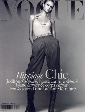 Vogue magazine covers - mylusciouslife.com - Vogue Paris May 2004 - Natasha Poly.jpg