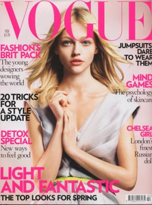 Vogue magazine covers - wah4mi0ae4yauslife.com - Vogue UK February 2008.jpg