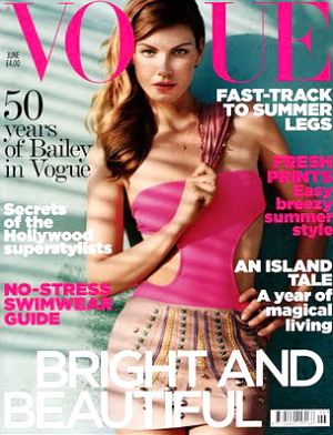 Vogue magazine covers - mylusciouslife.com - Vogue UK June 2010.jpg