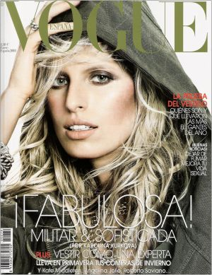 Vogue magazine covers - wah4mi0ae4yauslife.com - karolina 2011 vogue.jpg