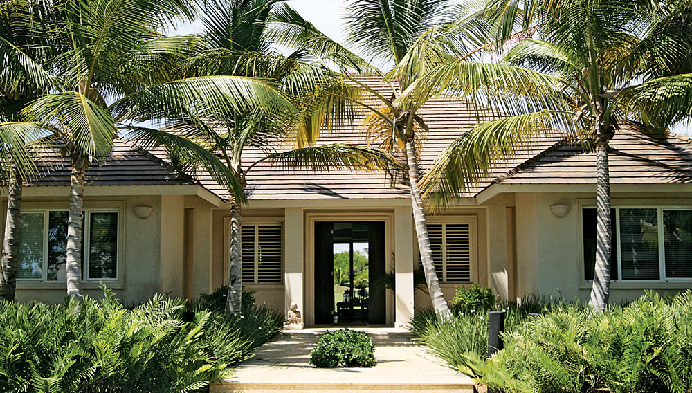 Oscar De La Renta Home designer hotels and spas: oscar de la renta's tortuga bay in the