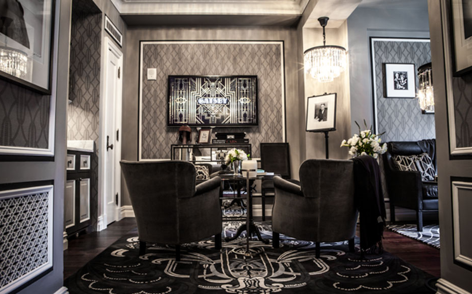 Gatsby style embrace the lifestyle of the great gatsby for 1920s apartment design