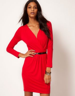 ASOS Wrap Dress With Belt.jpg