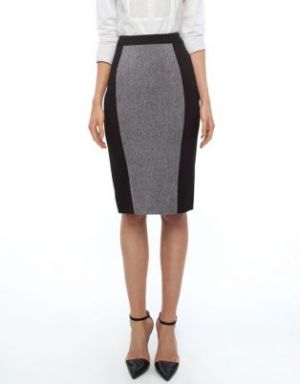 Ben Sherman - Spliced Pencil Skirt - Pencil skirt.jpg