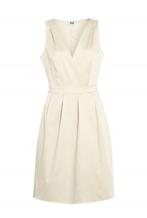 Cotton Wrap Dress by Moschino Cheap & Chic.jpg