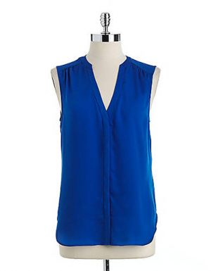 DKNYC Plus Sleeveless Chiffon Blouse.jpg