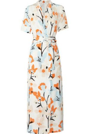 Diane von Furstenberg white Glennis wrap dress.jpg