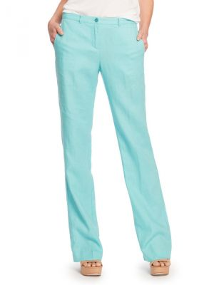 GUESS by Marciano Victoria Linen Pant AQUAMARINE.jpg