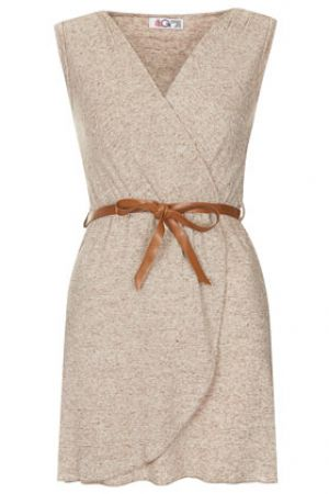 Marl Wrap Dress by Wal G - TopShop.jpg