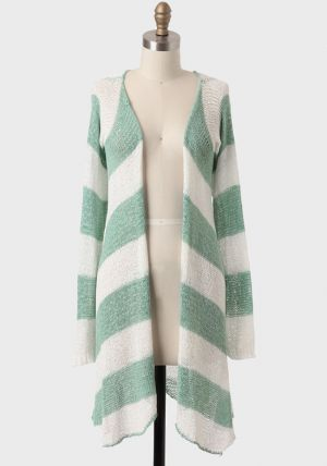 Oregon Road Trip Striped Cardigan In Sage.jpg