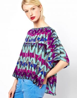See by Chloe Silk Blouse in Pheonix Print.jpg