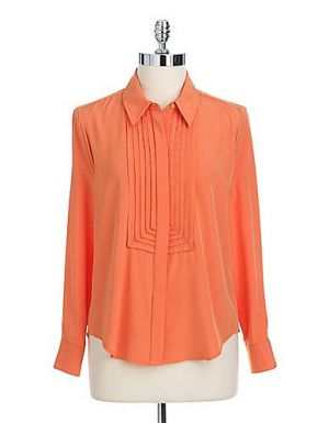 Vince Camuto Pleated Bib Blouse.jpg