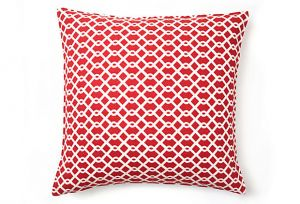 Annas Fabulous Things - Lattice 16x16 Pillow Watermelon White.jpg