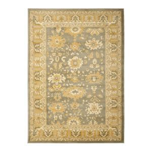 Elegant home - Safavieh HLM1741-6520 Heirloom Area Rug Blue Gold.jpg