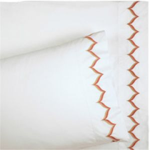 Home decor pictures - Jonathan Adler Bedding Flame Pink King Sheet Set.jpg