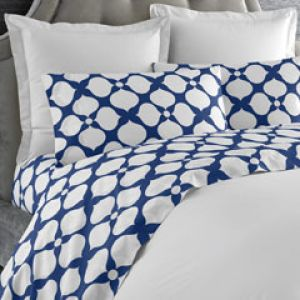 Jonathan Adler Bedding Hollywood Navy Printed Sheet Set.jpg