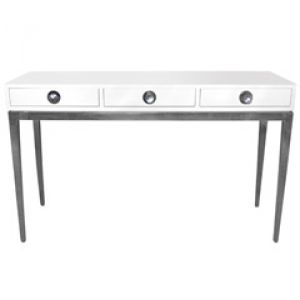 Jonathan Adler Channing Three Drawer Console - interior design blog.jpg