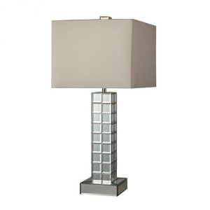 Kohls Geometric Mirrored Table Lamp.jpg