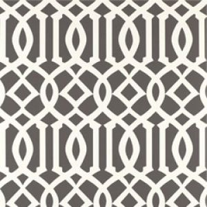 Schumacher Imperial Trellis Charcoal Wallpaper grey black print.jpg