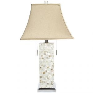 Shop for home decor online - Pier 1 Imports Mother of Pearl Lamp.jpg