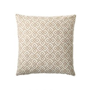 Shop home accessories - Serena & Lily Bone Lattice Pillow Cover.jpg