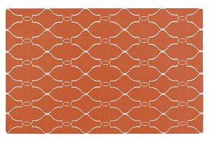 apartment decor - One Kings Lane - Pippa Flat-Weave Rug Coral.jpg