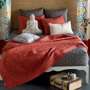 home decorating blogs - Blissliving Home Nirvana Storm Grey Coverlet.jpg