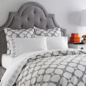 online shops Jonathan Adler Hollywood Grey Duvet Cover or Set.jpg