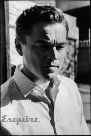 Leonardo DiCaprio by Max Vadukul for Esquire US May 2013
